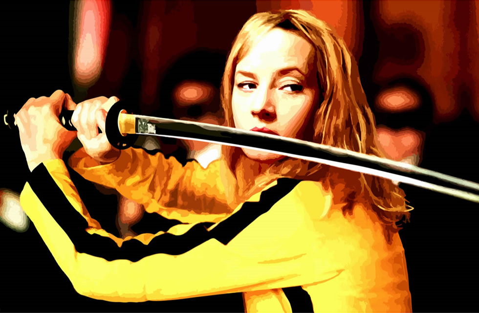 Kill Bill Claire