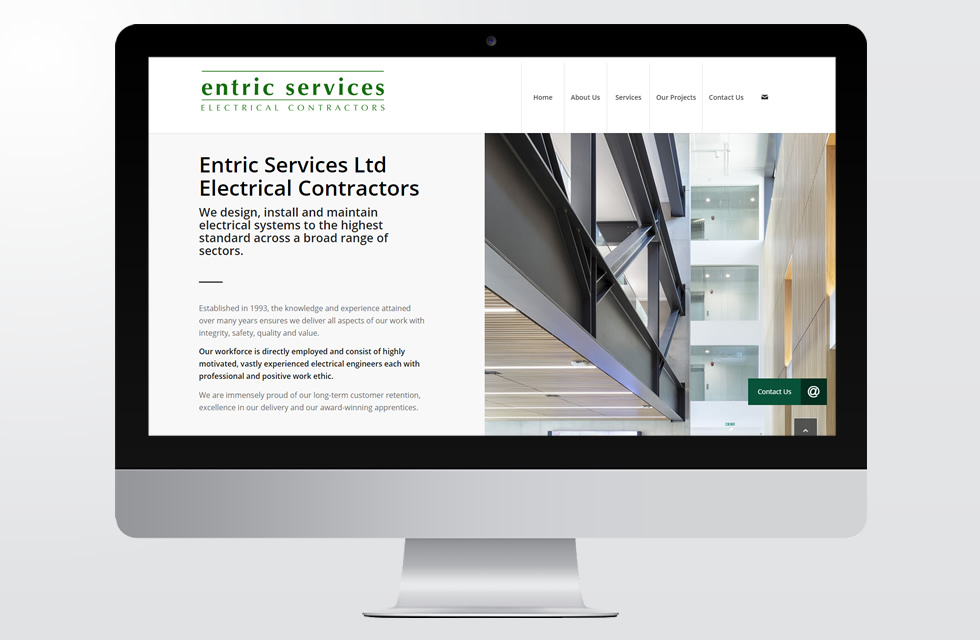 Entric Electrical Contractors